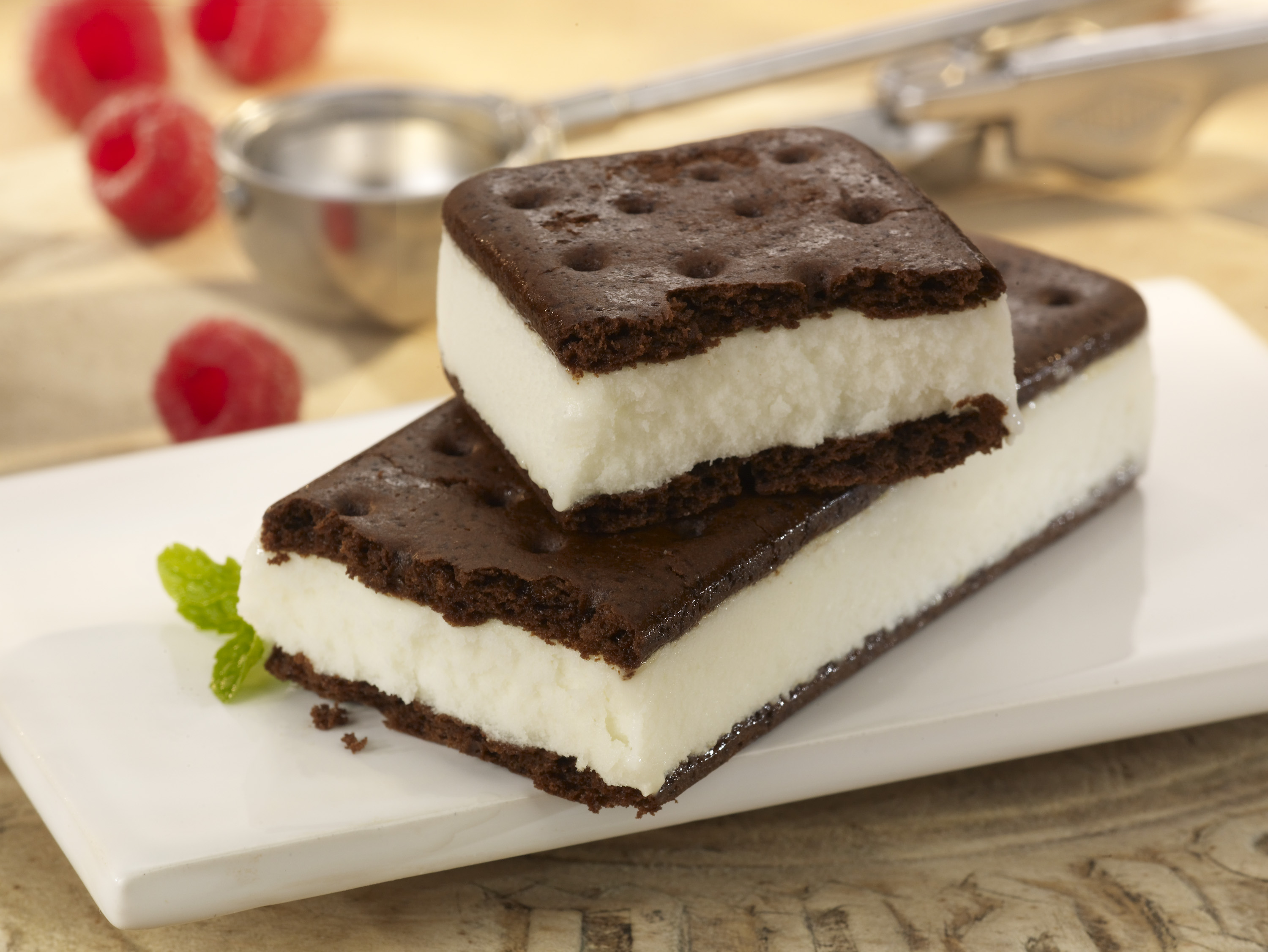 August 2nd is National Ice Cream Sandwich Day!