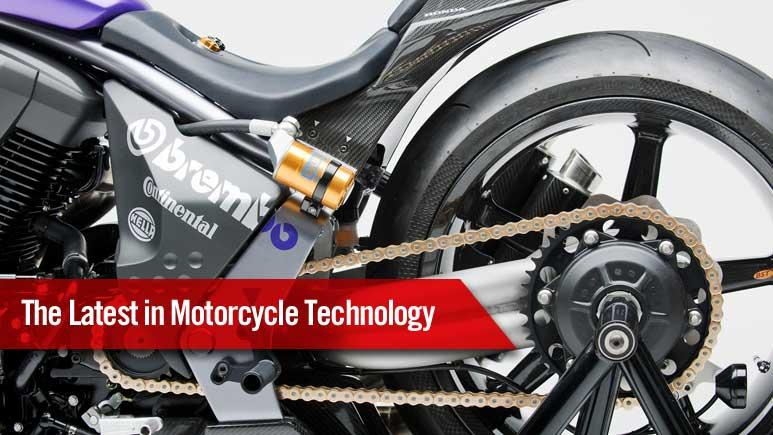 motorcycle technology