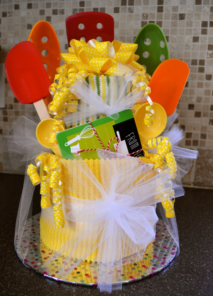 listed below are the items you will need to make this towel cake step by step instructions as well as photos of the finished gift