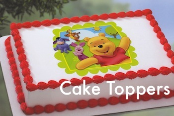 Sweetn Treats Custom Edible Cupcake Toppers and Cake Toppers