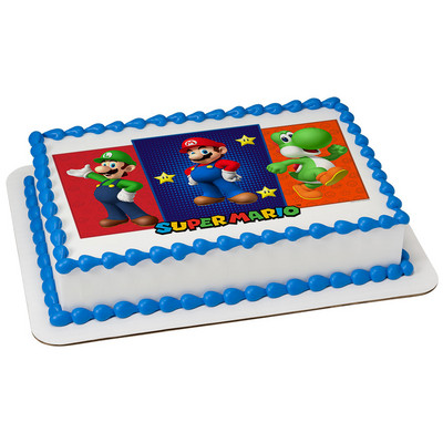 Sweet N Treats Cake Toppers Cartoons